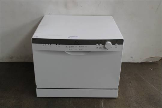 Table Top Dishwasher Uk : ONE INDESIT IDC661 TABLE TOP DISHWASHER IN WHITE RRP ?170 (DS-CUSTR ...