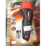 Energizer Impact Rubber professional LED torch, new in packaging