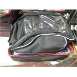 Autotechnica Motorbike tank bag, with 600 Denier Polyester 40cm x 14cm x 21cm new and packaged