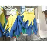 2 x packs of 3 Multi Purpose work gloves, new in packaging