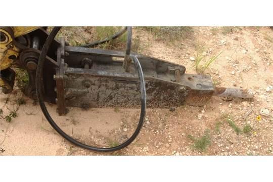 Hydraulic Breaker jackhammer Attachment for mini excavator