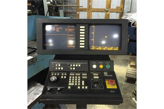 Hurco BMC30 CNC Vertical Machining Center, S/N BC-8007059-J, New