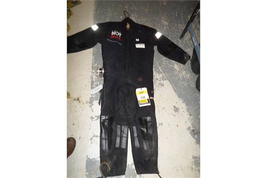 2 Northern Diver Hot Line Divers Hot Water Suit Size Medium R7m12
