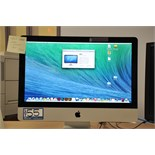 iMac Model A1418 2.7Gz Core I5, 8Gb, 1600Mhz, DDR3 Computer; Serial Number: C02M23RWF8J2; Loaded