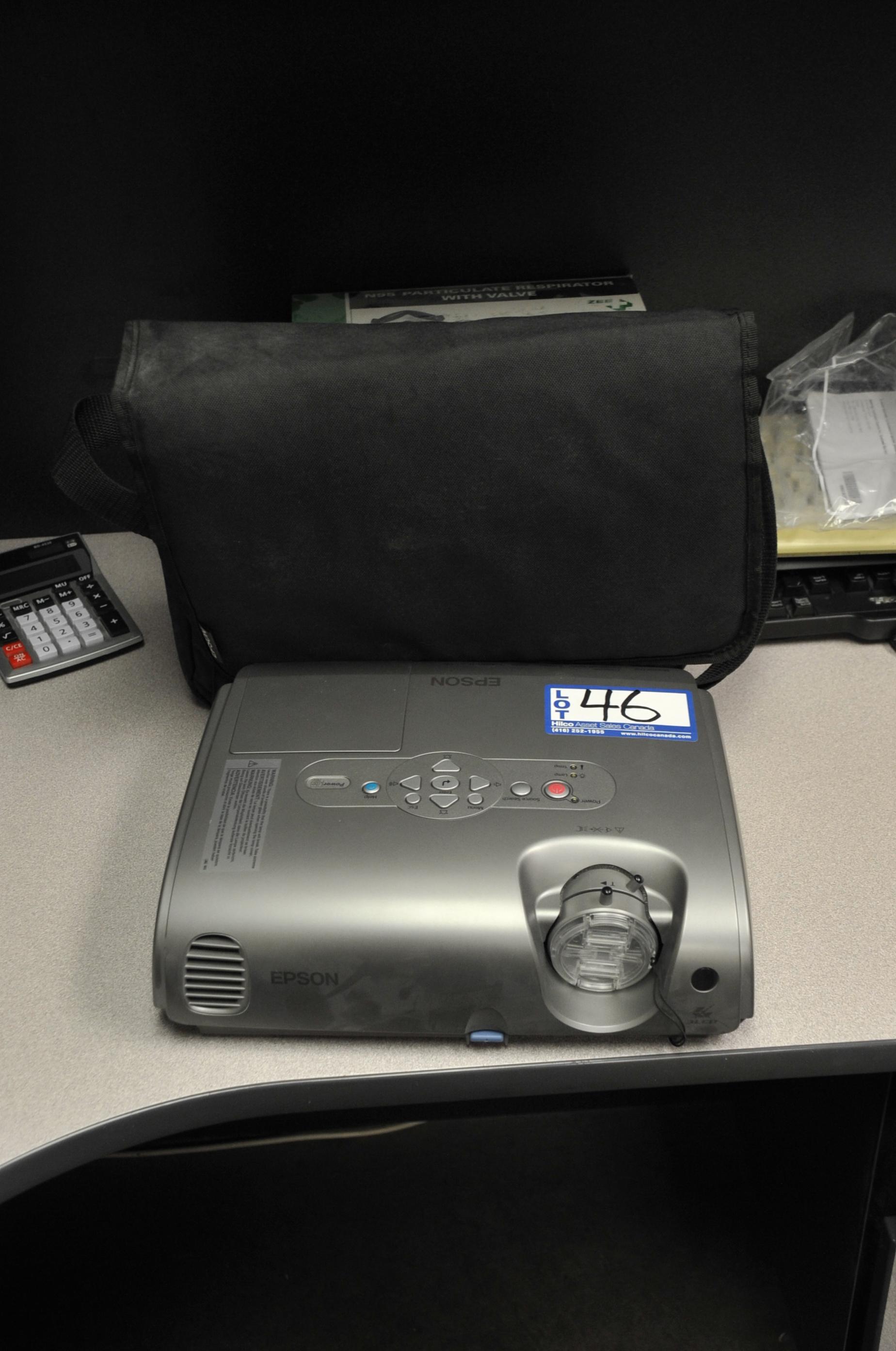 Epson Model 3 LCD Projector