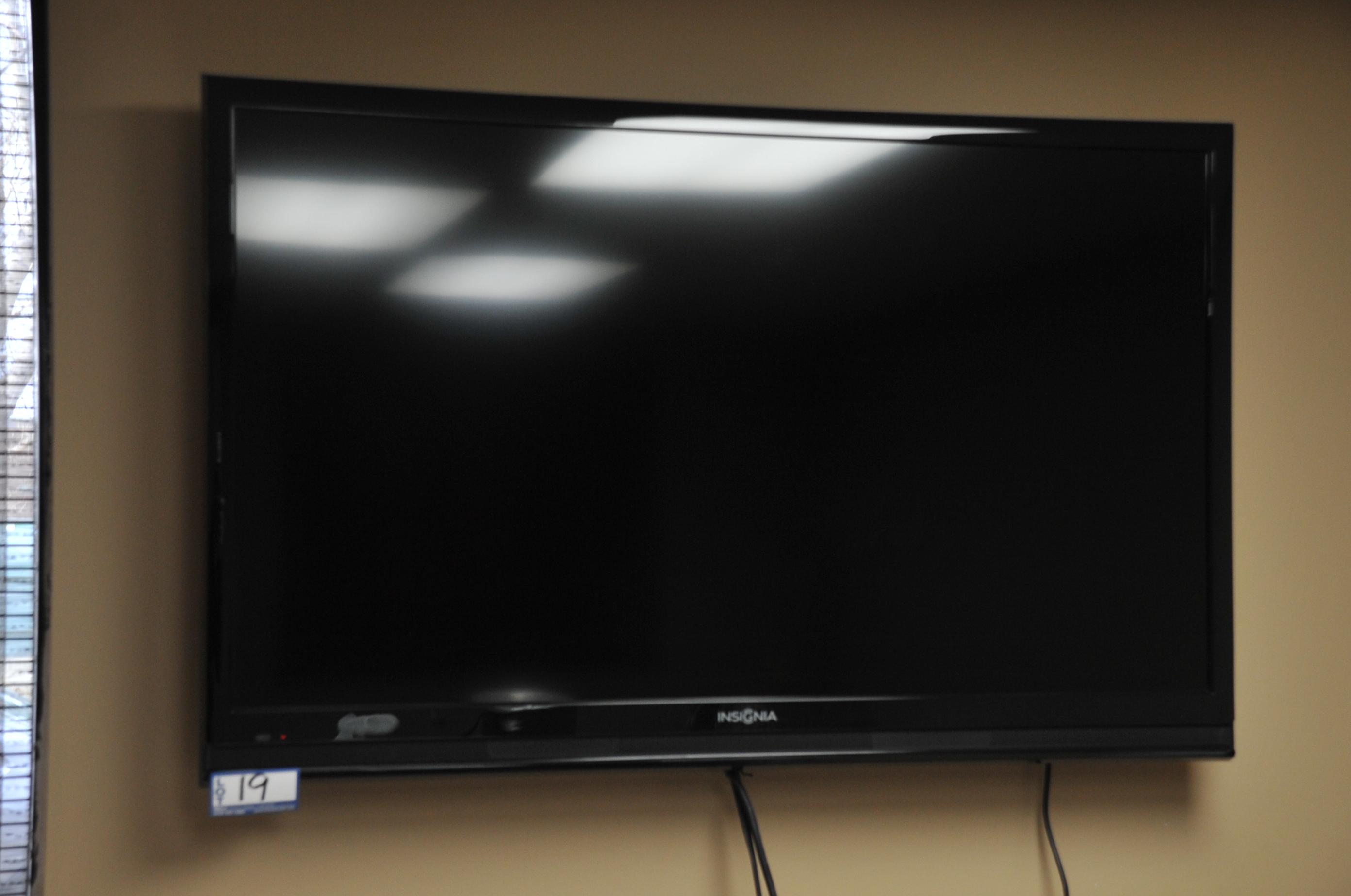 Insignia Flat Screen  Television