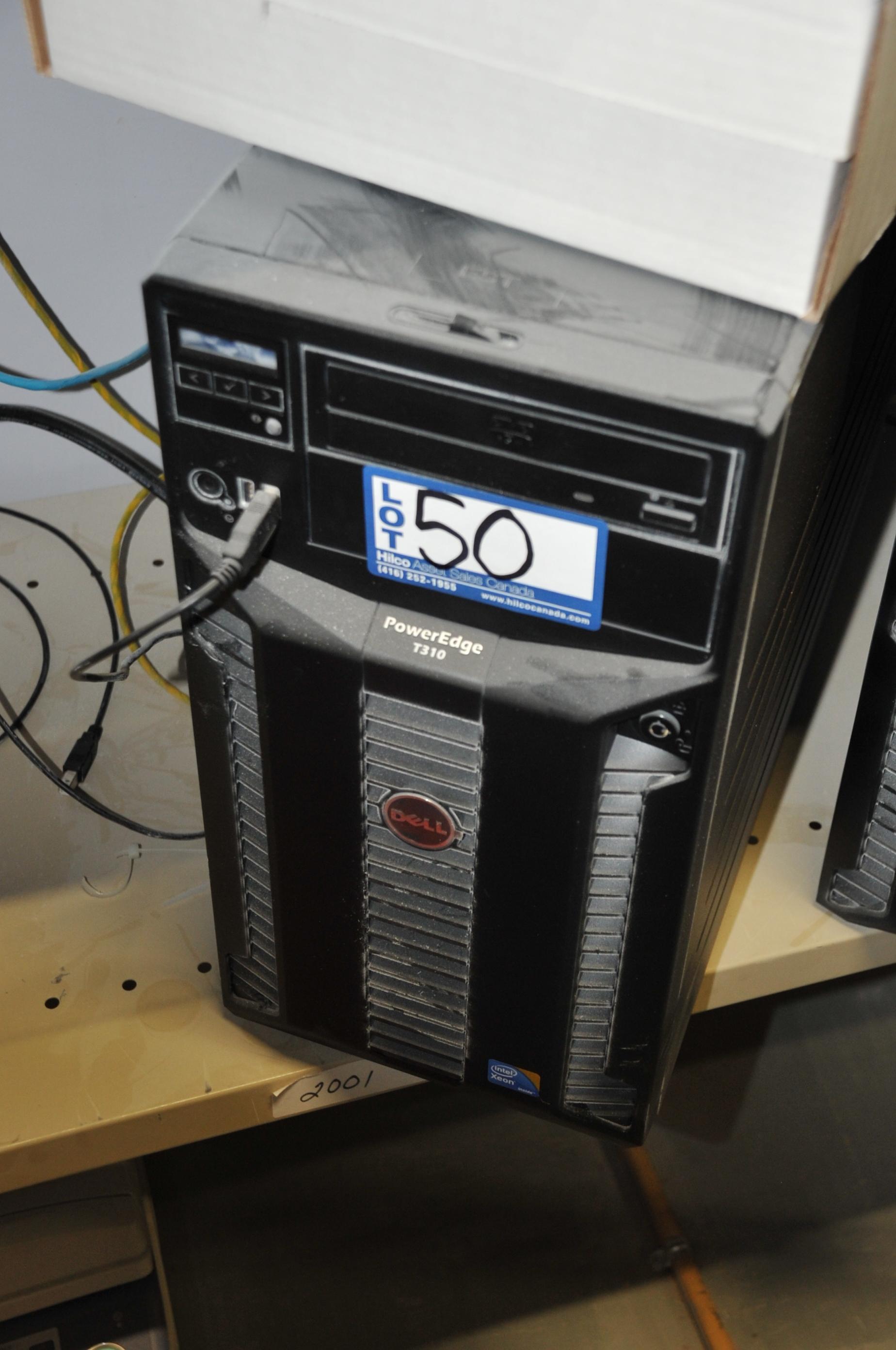Dell Model PowerEdge T310 Xeon Server