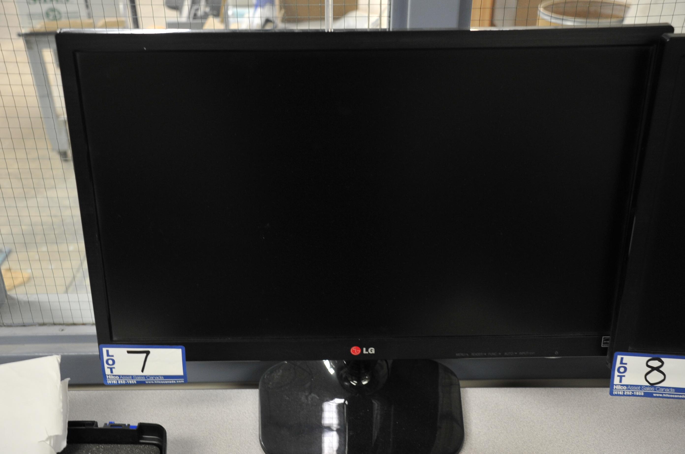 """LG 24"""" LCD Monitor"""
