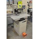 Challenge Model EH-3C 3-Head 230V Paper Drill; Serial Number: 995483
