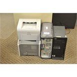 Lot of Asst. Computers & Printers