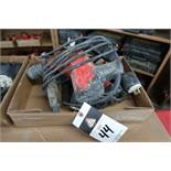 Hilti TE6-S Electric Hammer Drills (2) (SOLD AS-IS - NO WARRANTY)