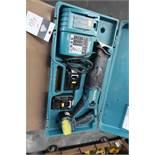 Makita BJR181 Cordless Saw-Zall Set (SOLD AS-IS - NO WARRANTY)