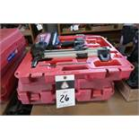 """Powers """"Trak-It C5"""" Cordless Nailers (2 - NO BATTERIES OR CHARGERS) (SOLD AS-IS - NO WARRANTY)"""