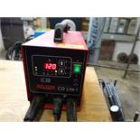 NELSON, N10, CD LITE 1, STUD WELDER, S/N 51-43-16 WITH CART