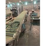 Kamflex Model 715 Cleated Incline Belt Conveyor, Loading Fee $250