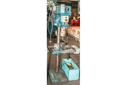Clausing Drill Press Model 1641, 115/230 Volt, Equiped with