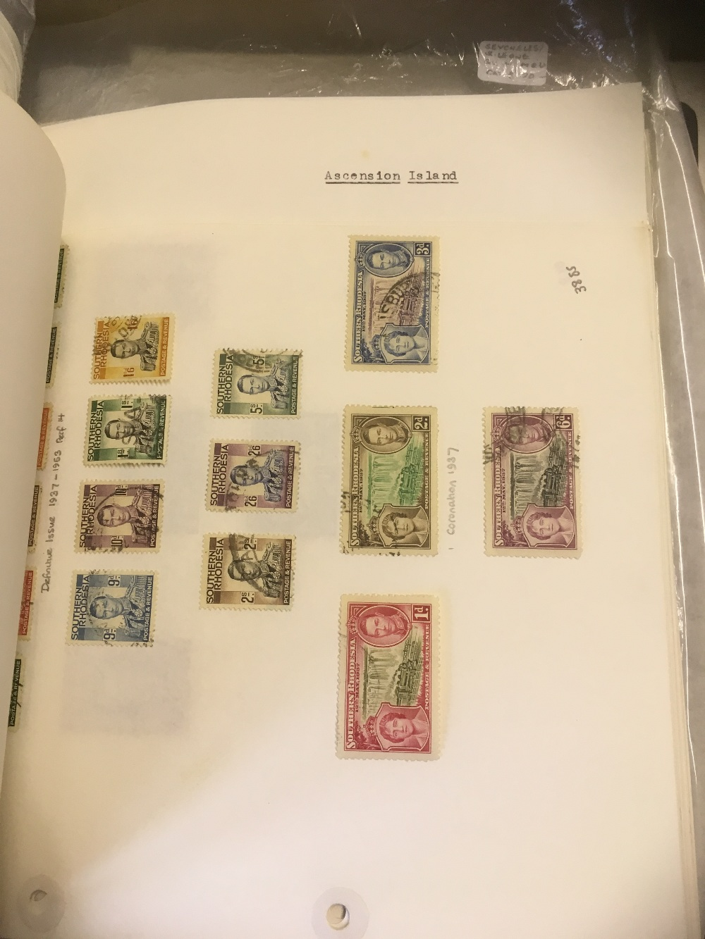 Lot 1 - STAMPS BRITISH COMMONWEALTH, large quant