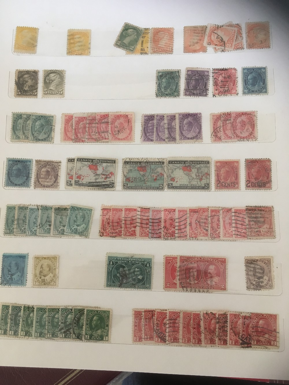 Lot 10 - STAMPS : BRITISH COMMONWEALTH, mixed acc