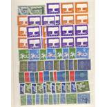 STAMPS Stockbook of Europa issues unmoun