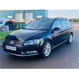 Reserve Met - Volkswagen Passat 1.6 TDI Bluemotion Tech Executive Estate - 2015 Model - Sat Nav