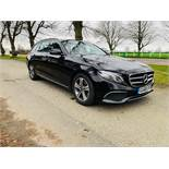 (RESERVE MET) Mercedes E220d Special Equipment Estate 9G Tronic Auto - 2019 Model - COMMAND Nav