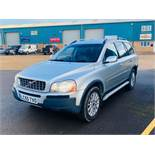 (RESERVE MET) Volvo XC90 2.4 D5 *Executive* 185Bhp Geartronic Automatic - 2006 Model - 7 Seats -