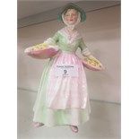 Lot 9 - Doulton figure 'Daffy Down Dilly' HN 1712