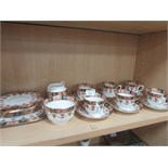 Lot 47 - Quantity of Colclough china (No. on base 3775)