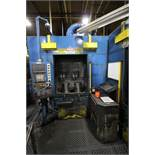 SMS TWIN SPINDLE VERTICAL TURNING CENTER