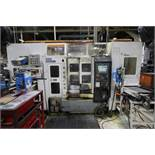 FUJI CNC LATHE MODEL ANS-320TTS WITH GANTRY