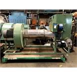 Blower Reffedue. Model Addensatore. Type ADD/A-700/32. Matricola ADD113. 333/575 Volts. .75 Hp. 1100