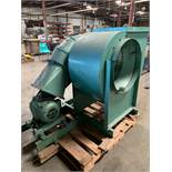 Suction Fans 5HP 220/460 volts 1750 Rpm, Rigging Fee: $25