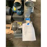 Blower Model 1UTE1CINXX15020. 575 Volts. 1.5 Hp. 3450 RPM, Rigging Fee: $20