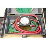 Taco model 820 pressure gauge