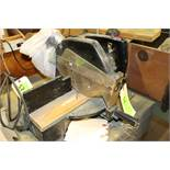 "Sears Craftsman chop saw with 9"" blade"