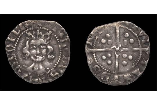 hammered coin dies