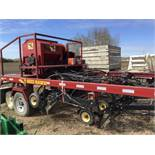8ft Seed Hawk Gooseneck Hitch Air Drill