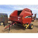 2003 BR780 New Holland Round Baler
