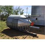+/-500bu Hopper Bottom Feed Bin