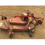 72in Farm King 3ph Finish Mower