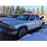 2001 Dodge Dakota Sport Crew Cab Pickup