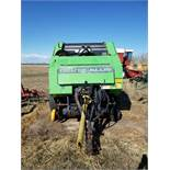 Deutz-Allis Soft Core Round Baler