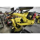 FANUC ROBOT M900iA/260L WITH R-30iA CONTROL, CABLES & TEACH PENDANT, SN 97368, YEAR 2009
