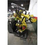FANUC ROBOT R-2000iB/210F WITH R-30iA CONTROL, CABLES & TEACH PENDANT, SN 97317, YEAR 2009