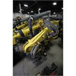 FANUC ROBOT R-2000iB/210F WITH R-30iA CONTROL, CABLES & TEACH PENDANT, SN 97000, YEAR 2009,