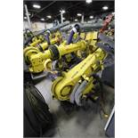 FANUC ROBOT R-2000iB/210F WITH R-30iA CONTROL, CABLES & TEACH PENDANT, SN 148411, YEAR 2014