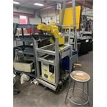 FANUC ROBOT LR MATE 200iB WITH R-J3iB MATE CONTROL, CABLES & TEACH PENDANT