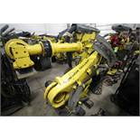 FANUC ROBOT R-2000iB/210F WITH R-30iA CONTROL, CABLES & TEACH PENDANT, SN 97016, YEAR 2009