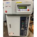 MIYACHI UNITEK LW51 COMPACT YAG LASER MACHINE SERIAL NUMBER 00080373,