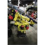 FANUC ROBOT R-2000iB/210F WITH R-30iA CONTROL, CABLES & TEACH PENDANT, SN 141835, YEAR 2013